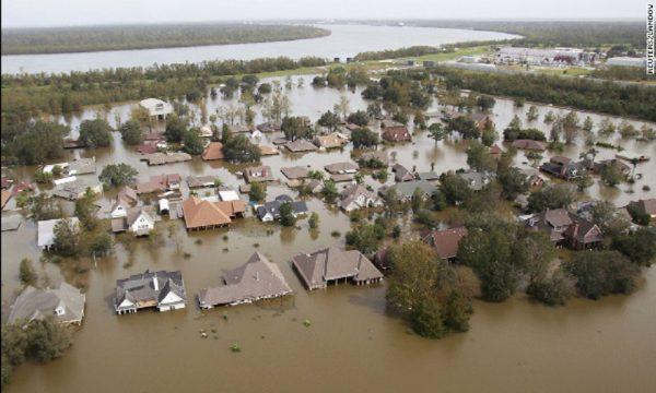 Lousiananflood