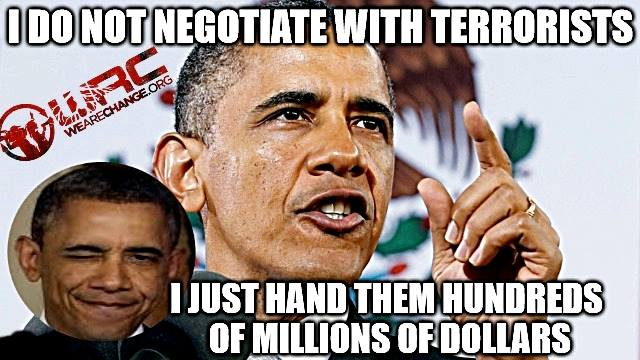 STUNNING: Obama Administration Admits $400 Million Dollar Iranian Ransom