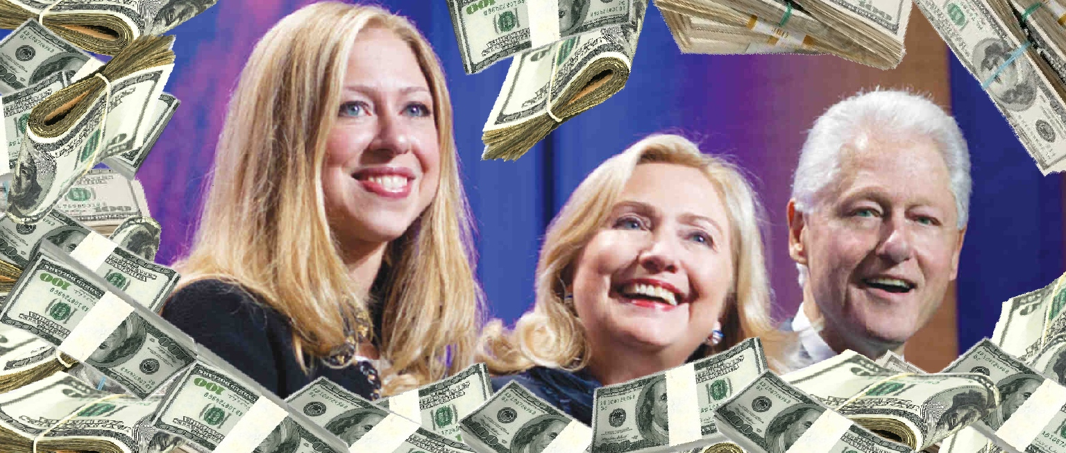 JUDICIAL WATCH: Hillary Aide Huma Abedin Emails Reveal Clinton Foundation Pay To Play
