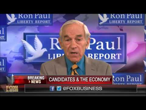"""Ron Paul Says: The Elections Are Rigged Hints at """"Big Event"""" to Postpone Elections.."""