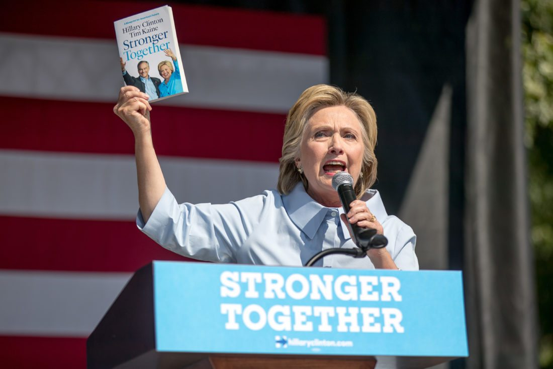 Clinton's New Book Bombs: Sells Less Than 3K Copies First Week!