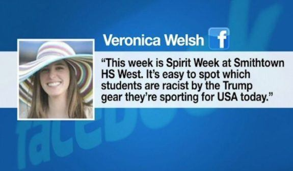 Teacher Disciplined After Calling Trump Supporting High School Students Racist