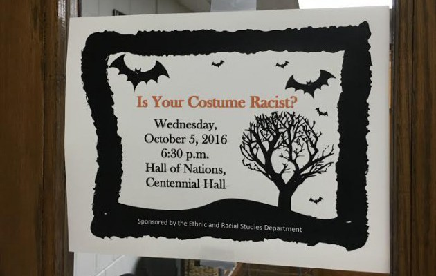 University to Review Halloween Costumes for 'Racism'