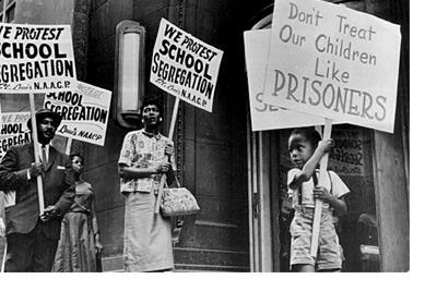 1954 Protest Photo