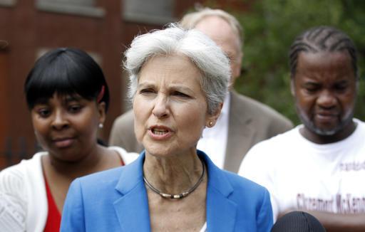 Jill Stein Calls for New 9/11 Investigation