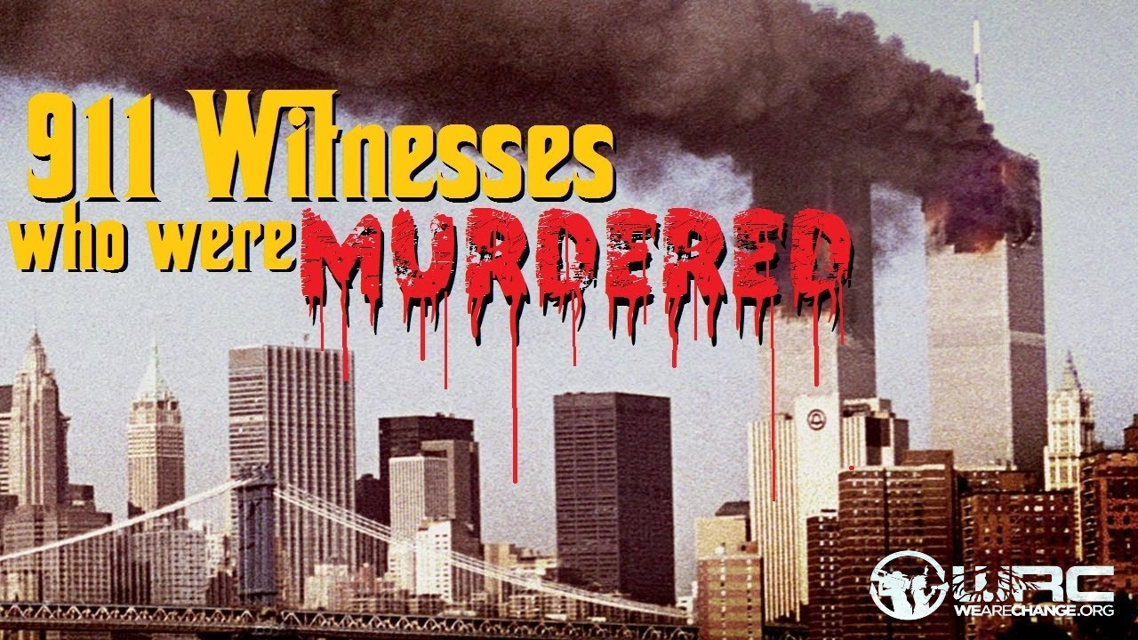 Mysterious 9/11 Witness Deaths