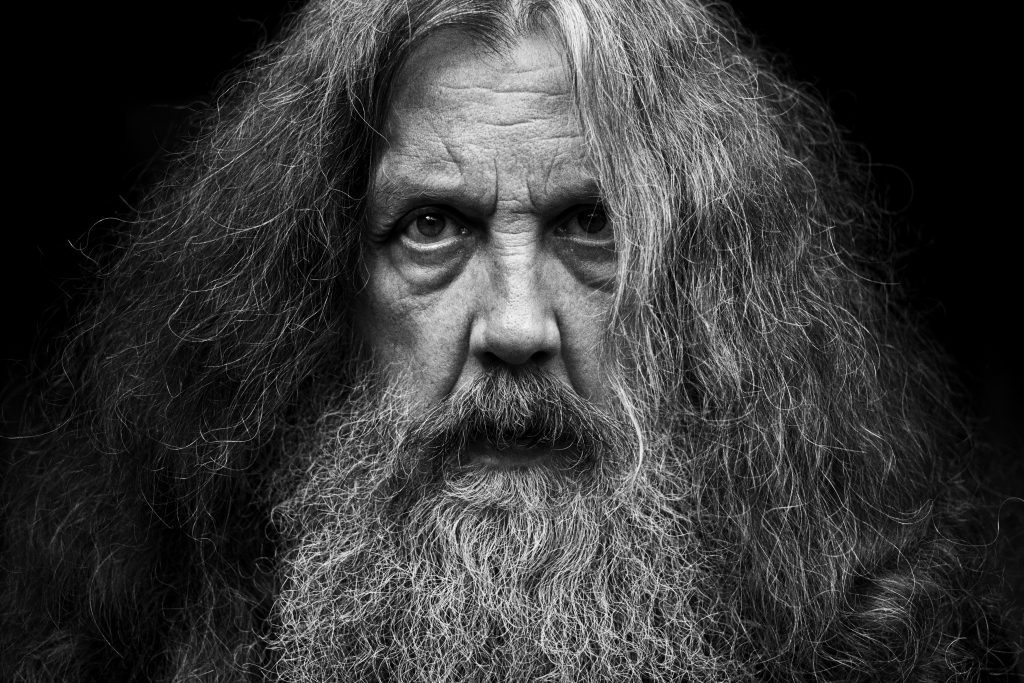 Legendary Comic Book Creator and V For Vendetta Author Alan Moore Retiring