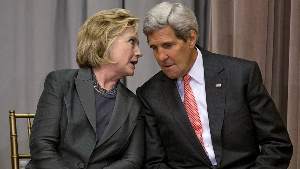 John Kerry's State Dept. Used Non-Profit To Funnel Millions To Daughter's Charity