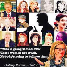 Bill's Other Women Gennifer Flowers, Juanita Broaddrick, Paula Jones, Want To Be At The Debate
