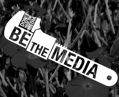 End Wars, Become Independent Media