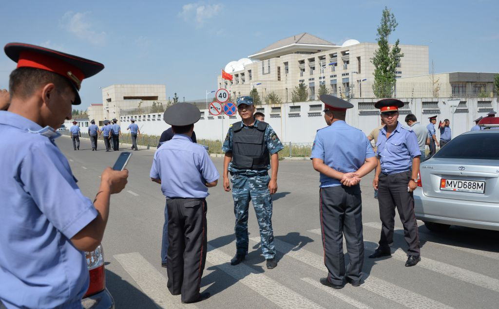 Chinese Embassy In Kyrgyzstan Car Bombed, Six Injured