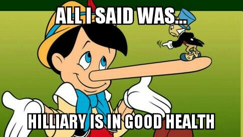 WIKILEAKS: Email From Huma Abedin On Hillary's Life Threatening Sinus Thrombosis