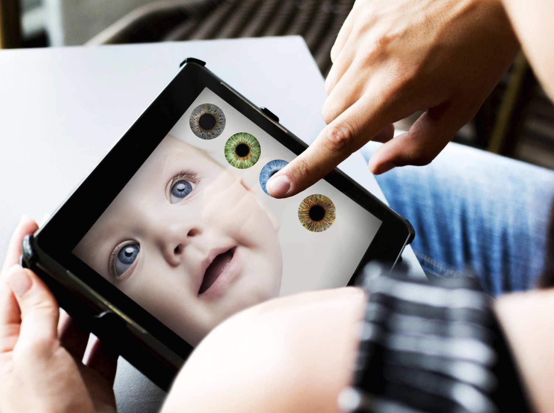 genetically engineered babies
