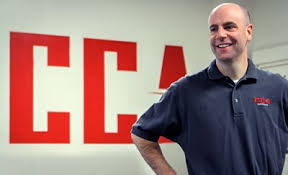 CCA CEO Damon Hininger