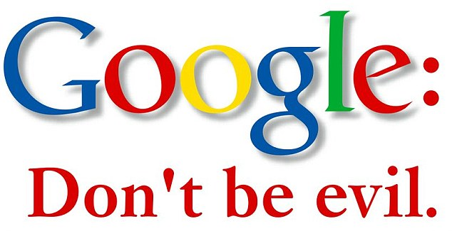 googledontbeevil