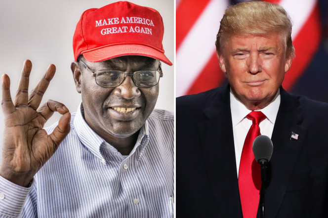 Obama's Brother Malik Supports Trump AND Wants Obama To Pardon Julian Assange