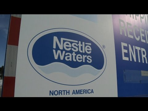 Michigan wants to sell 100 million gallons of fresh water to Nestle for only $200