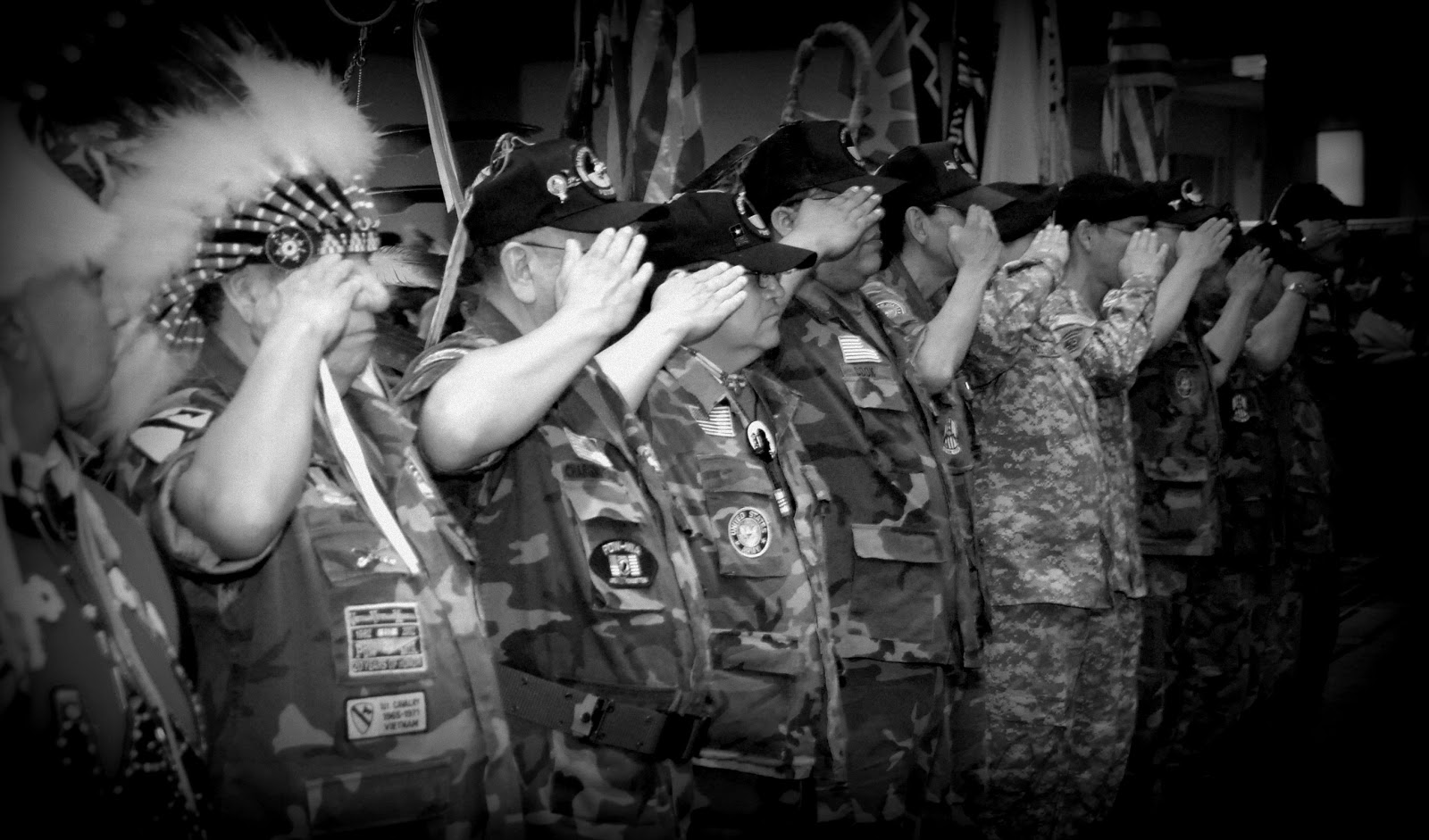 Hundreds of Veterans Head to Standing Rock to Defend DAPL Protesters