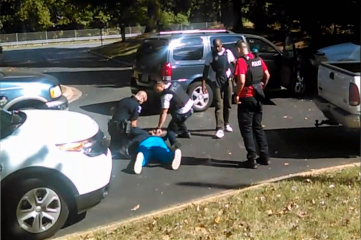 BREAKING: Officer In Keith Scott Shooting Will Not Face Charges