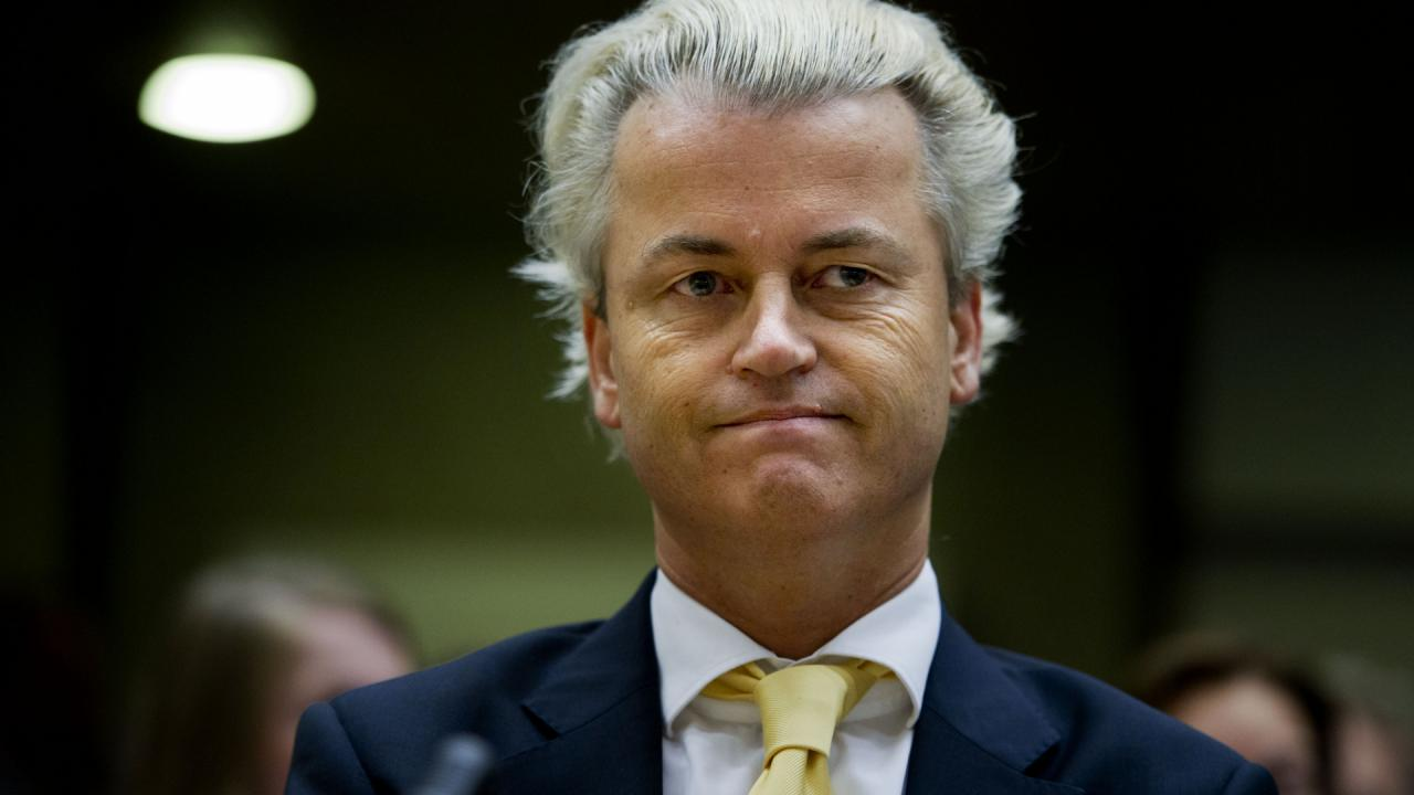 NEXIT: Netherlands Might Leave EU As Geert Wilders' 'Far-Right' Party Tops Polls