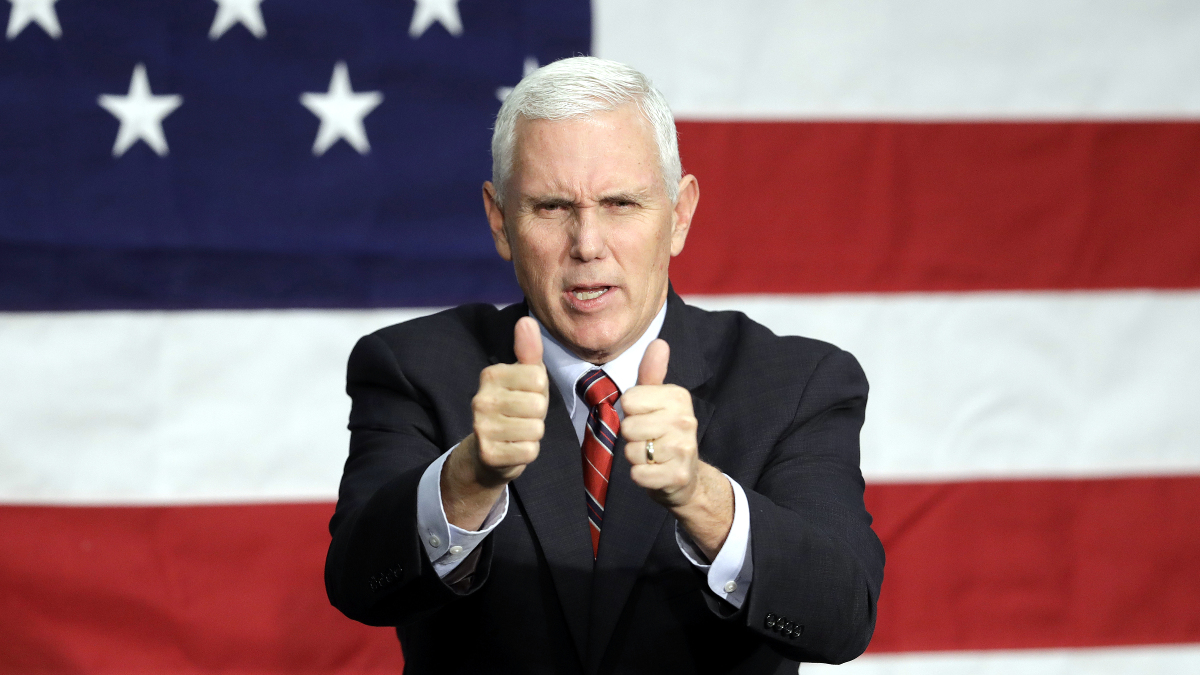 Mike Pence's War lie: When The VP (wrongly) announced the discovery of WMDs in Iraq