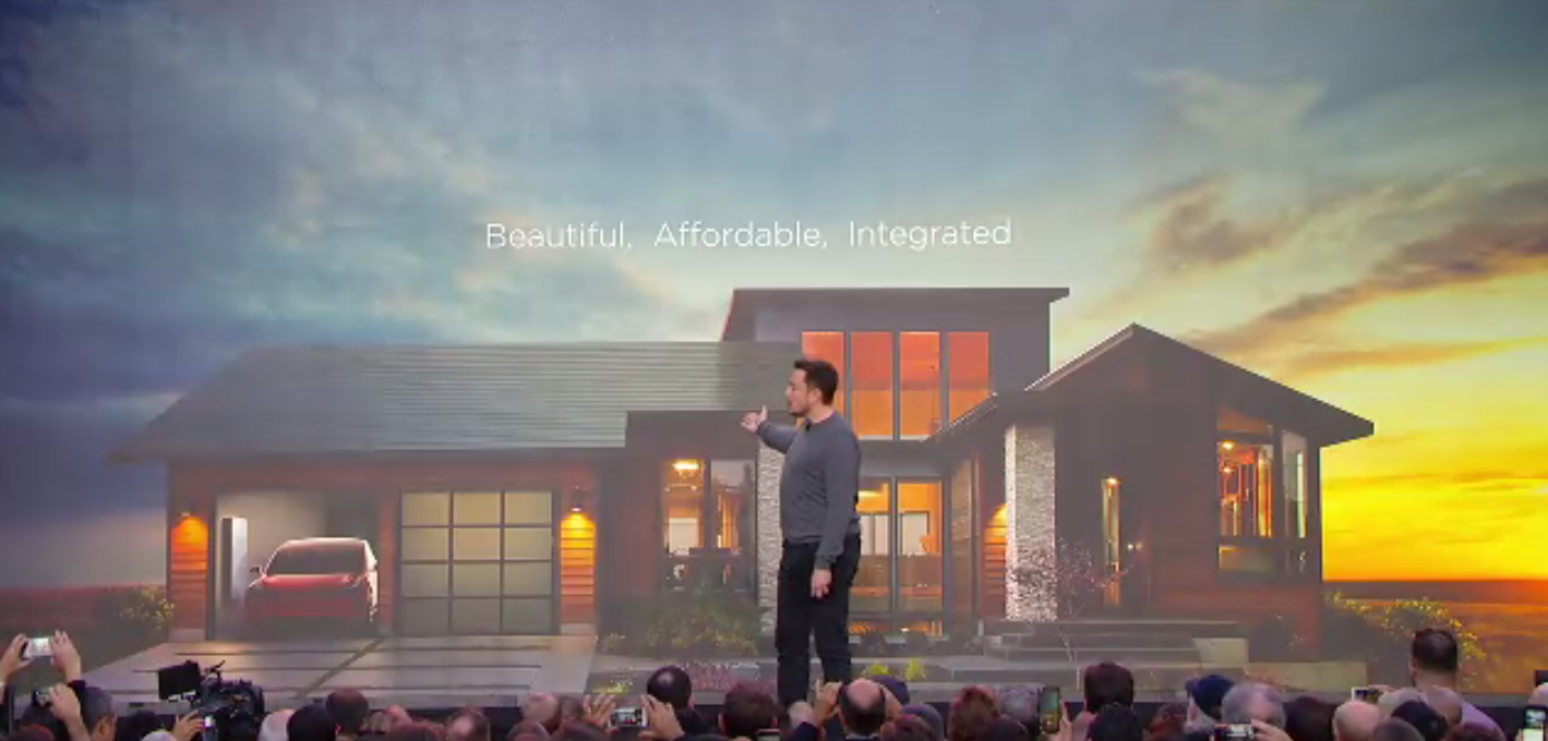 Why Tesla's new solar tiles and home battery are a big deal
