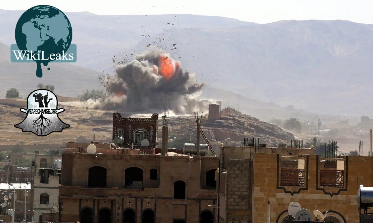 Breaking: WikiLeaks releases The Yemen Files.