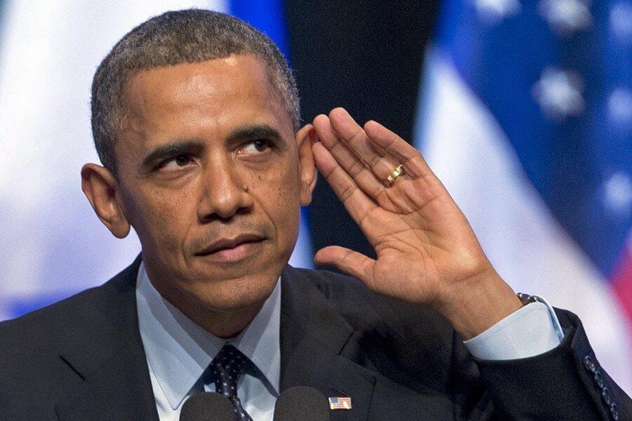 HYPOCRISY: Obama Helped Create Executive Power He Now Criticizes