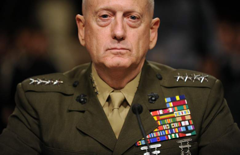 Trump Confirms General James Mattis As Secretary Of Defense