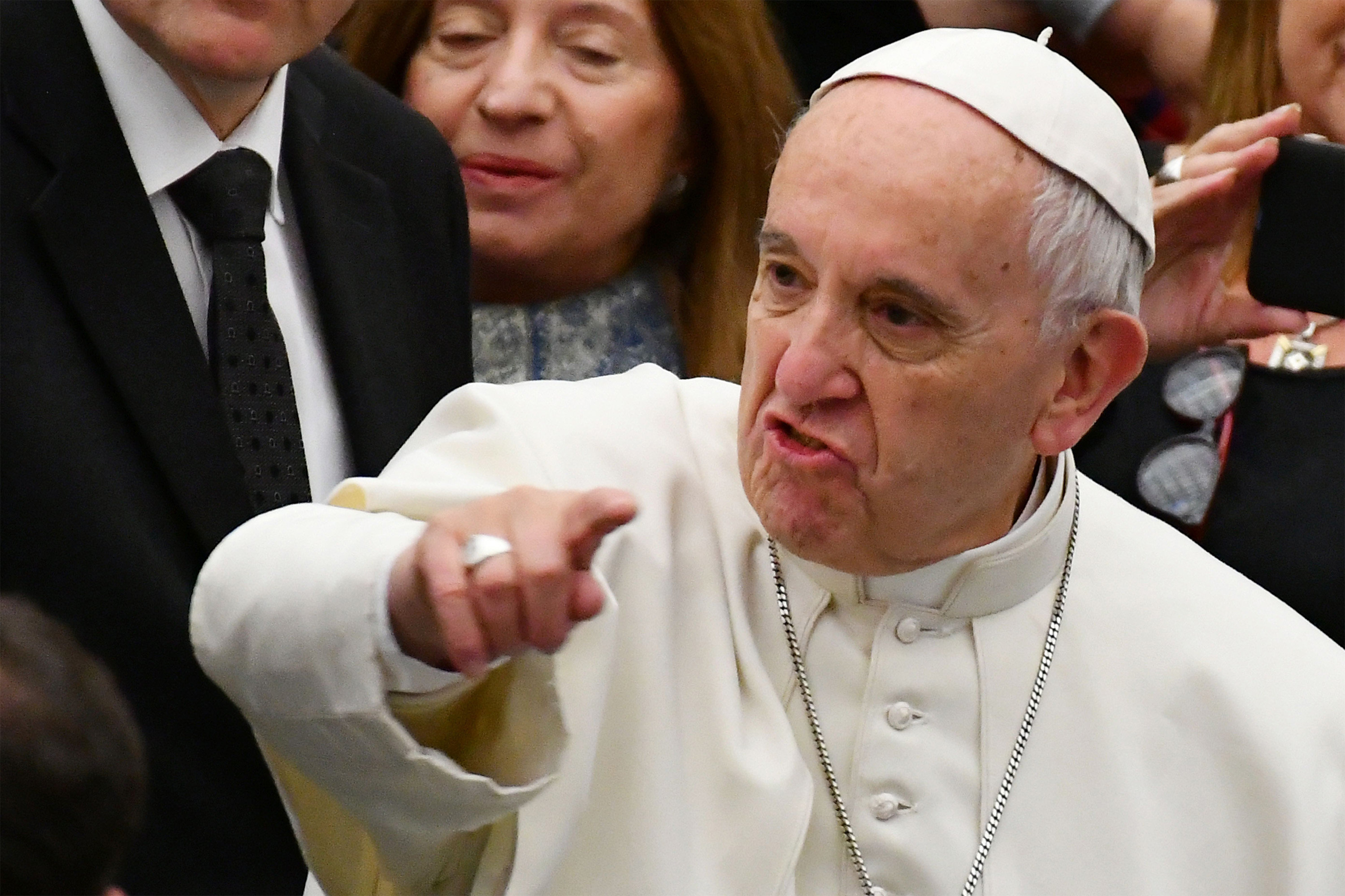 Fake News Nuke: Pope Francis Gets In On The Fake News Debacle Declares Disinformation A Sin