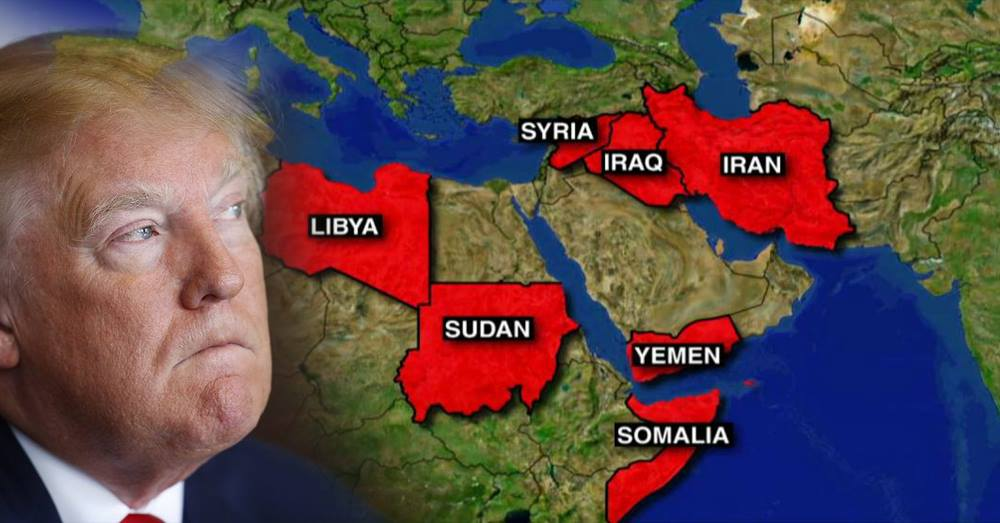 Countries That Were Banned In Trumps Travel Ban