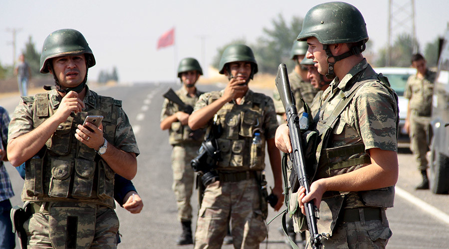Iraq Demands Turkey Immediately Withdraw Its Ground Troops
