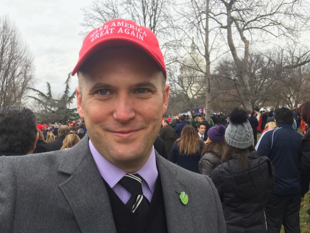 WATCH: Alt-Right Leader Richard Spencer Punched In The Face At Inauguration Protest