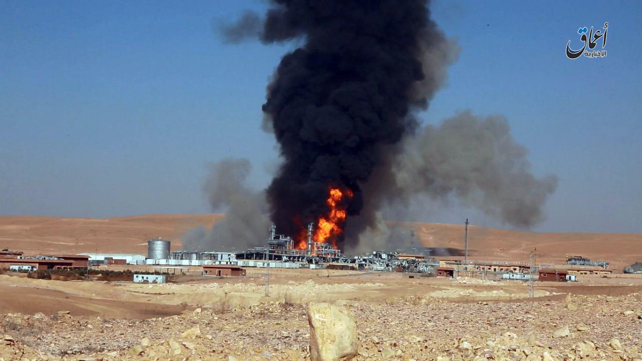 ISIS Destroys Gas Factory, Millions of Syrians Left Without Heat in Frigid Weather