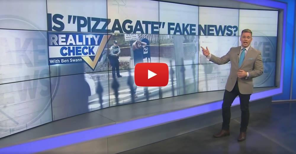 Bombshell Video: Mainstream Media Finally Investigates 'PizzaGate'