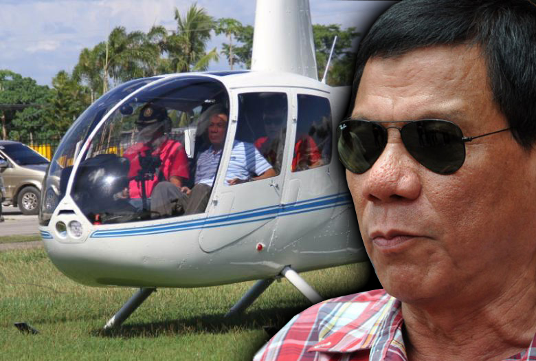 Philippines President Threatens Martial Law Over Drug War; To Throw Corrupt Officials Out Of A Helicopter