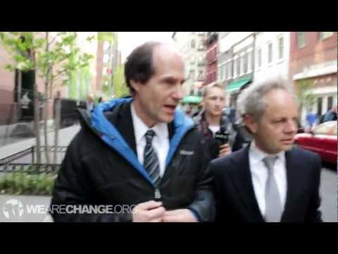 Obama Information Czar Cass Sunstein Confronted on Cognitive Infiltration of Conspiracy Groups