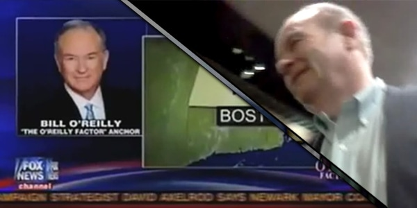 Bill O'Reilly Confronted on Bilderberg – Smears Occupy as Terrorists