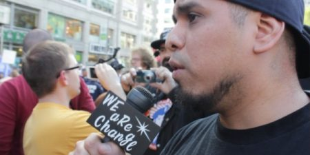"""Immortal Technique on Occupy: """"It's not that we're back, it's that we never left"""""""