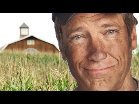Dirty Job's Mike Rowe: Farming is Under Siege