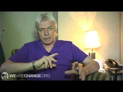 "David Icke: ""Stuff Your Foreclosure, We Ain't Moving!"""
