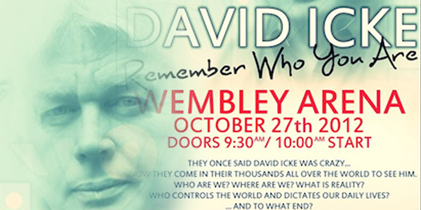 David Icke – Wembley Arena 2012