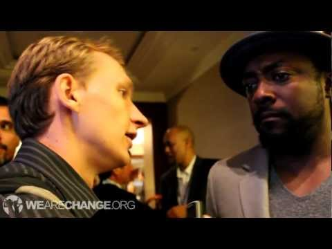 will.i.am of The Black Eyed Peas on Obama's Secret Kill List
