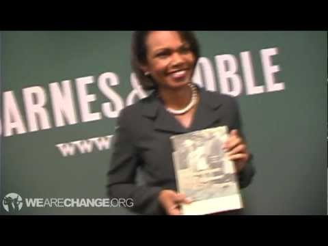 Condoleezza Rice Confronted on Bilderberg