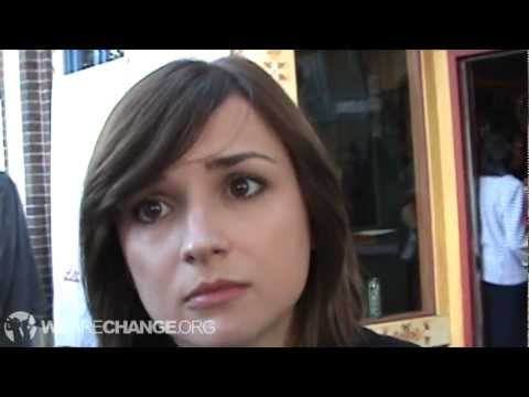 Rachael Leigh Cook on 9/11 Truth