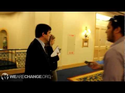 C4L President John Tate Dodges WeAreChange