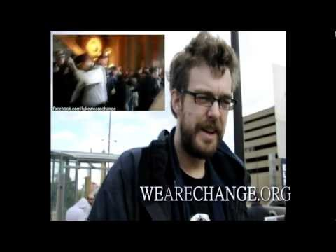 MnChange speaks with Dan about OWS NYPD footage