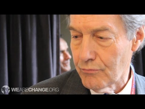 Charlie Rose Questioned on Bilderberg Attendance