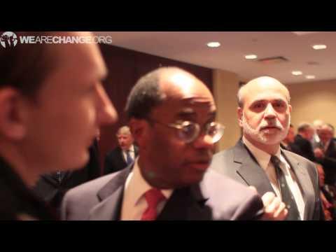 Sponsor Lounge: Behind the scenes of the Ben Bernanke confrontation
