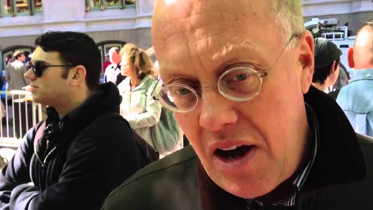 Chris Hedges on the 2 year anniversary of occupy Wall Street